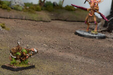 Warhammer Fantasy Skaven AoS Clan Skryre - painted Warpfire Thrower (oop metal)