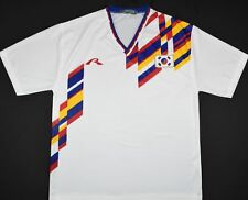 1994-1995 SOUTH KOREA RAPIDO AWAY FOOTBALL SHIRT (SIZE L)