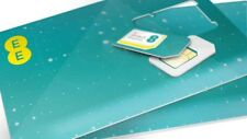 EE 4G Pay As You Go Multi SIM with £5 of Credit- Special offer - Limited time.