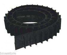 2 Pcs Track Belt (60 cm Length x 2 cm Width) for Robotics Tank Chassis