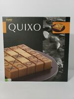 QUIXO CLASSIC BOARD GAME WOODEN STRATEGY GIGAMIC PRE-OWNED VG