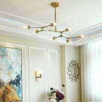 Large Chandelier Lighting Kitchen Modern Ceiling Lights Bar Glass Pendant Light