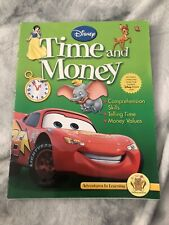Disney Workbook Time and Money Adventures in Learning