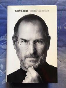 Steve Jobs Primera Edición - Walter Isaacson Tapa Dura - First Press - Apple