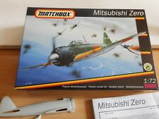 Modelkit Matchbox Mitsubishi Zero on 1:72 in Box