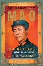 Mao: The Unknown Story, Jung Chang, Jon Halliday, 0679746323, Book, Good