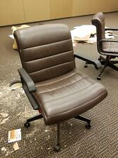 Knoll Office Chair Brown