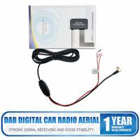 Universale DAB / DAB + Digitale Auto Radio Antenna Attiva Supporto Retto SMB