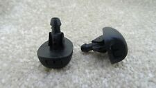 RENAULT CAR FRONT WINDSCREEN WATER SPRAY WASHER NOZZLE BLACK