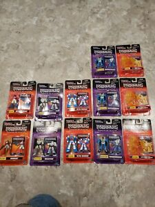 Hasbro Transformers Heroes Of Cybertron G1 Collection lot of 12 figures MOC New