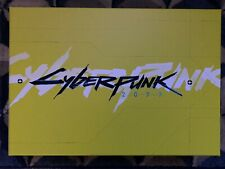 Cyberpunk 2077 Collector's Edition Game PS4 / PS5