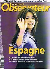 Le Nouvel Observateur   N°2273   29 mai 2008: Spécial Espagne