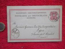 courrier de Berlin le 19 avril 1884