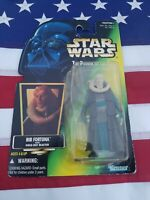 Kenner Star wars the power of the force Bib fortuna