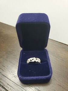 neil lane 14k White Gold diamond ring