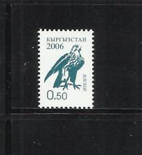 KIRGUISTAN. Año: 2006. Tema: SERIE BASICA. FAUNA. AVES.
