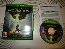 @ DRAGON AGE INQUISITION @ Jeu Microsoft XBOX ONE