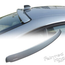 Painted ABS For BMW 3-Series E46 Sedan A Type Rear Roof Spoiler Spoiler 99-05