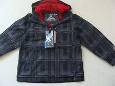NWT Boys Zero XPosur Jacket L 14 16 Gray Transitional Avenger Fleece Spring Coat