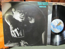 Tom Waits Foreign Affairs LP asylum orig '77 w/lyric inner slv rare vinyl 7e1117