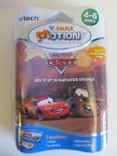 Vtech V.smile Motion Active Learning System - Disney PIXAR Cars Ages 4-6 years