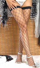 Stockings Black Whale Net Fishnet Tigh High Pirate Army  Hen Stag Night