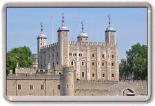 Aimant de Réfrigérateur - Tour de Londres - Grand Géant - Angleterre Ru