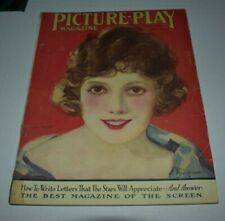 PICTURE PLAY  may 1922 vintage Movie Magazine LOIS WILSON  cover