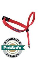 PetSafe Gentle Leader Head Collar Red w/ DVD All Sizes