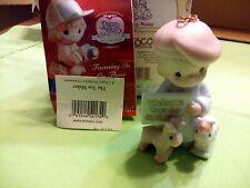 "Precious Moments 475106 ""The Toy Maker"" Ornament 1998"