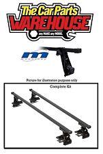 Full Roof Rack Bar Kit SUM104 Mountney Direct Fit ~ SMART FORFOUR 2004 - 2006