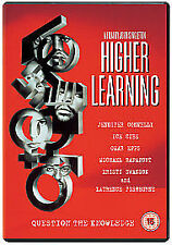 Higher Learning Dvd Jennifer Connelly Brand New & Factory Sealed