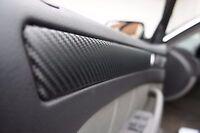 BMW i3 3D CARBON SCHWARZ ZIERLEISTEN FOLIEN SET