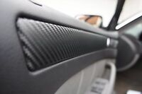 Mercedes Benz Vito W639 639 3D CARBON SCHWARZ ZIERLEISTEN FOLIEN SET  Facelift