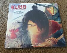 Kubo and the Two Strings CD Original Motion Picture Soundtrack Dario Marianell