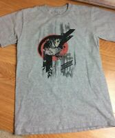 Joan Jett And The Blackhearts T-Shirt Unvarnished Album Cover Gray Size Adult S