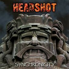 """Headshot """"Synchronity"""" CD [female fronted Technical Thrash Metal from Germany]"""