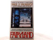 Very Good! Fairyland: by Paul J. McAuley (PB)
