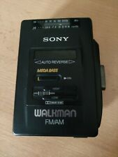 Sony Walkman WM-F2068 FM/AM Radio Cassette Kassetten Player Mega Bass