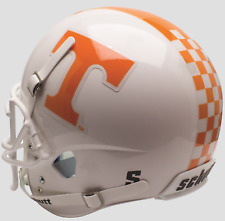 TENNESSE VOLUNTEERS NCAA Schutt XP Authentic MINI Football Helmet