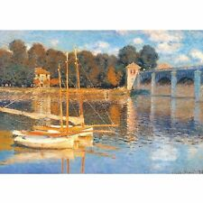 Puzzle Dtoys 1000 pezzi-Monet: le pont d'Argenteuil (11164)
