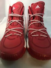 Adidas Geofit Basketball Shoes Size 15 Red New