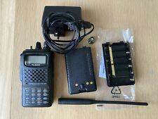 Yaesu FT-60 with Good Battery, AA Battery Tray and BNC Adapter