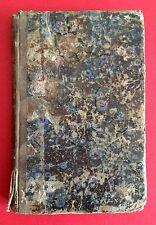 altes Jahrbuch für Israeliten von 1859 6. Jahrgang Joseph Wertheimer  ( F14055