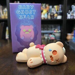 Do Not Disturb Baby Ghost Bear - SHINWOO x F.UN TOYS - Sweet Dream Hotel (2021)
