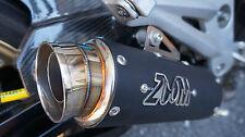 Sistema De Escape Honda Zoom completo MSX 125 GROM 125 Negro 2013-2016 2SLZ Loop