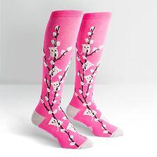 Sock It To Me Women's Knee High Socks - Kitty Willows