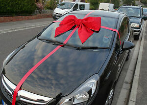 Giant Car Bow / Extra Large Gift Bow  Handmade with SUPERFAST DISPATCH!!