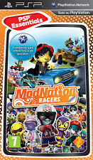Essentials Modnation Racers SONY PSP IT IMPORT SONY COMPUTER ENTERTAINMENT