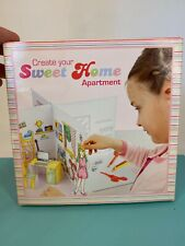 Create Your Sweet Home - Apartments - Colouring / Craft / DIY / Create